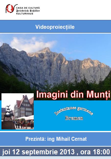 Imagini din munti