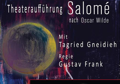 "Theateraufführung ""Salome"""
