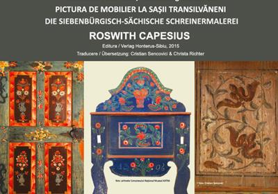 Pictura de mobilier la sasii din Transilvania