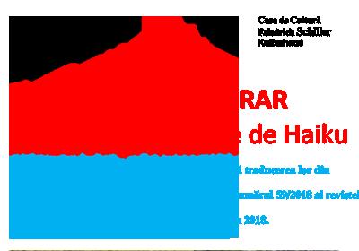 CENACLUL HAIKU APRILIE 2018-x