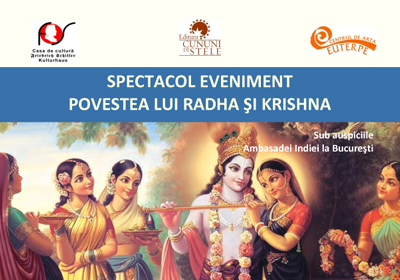 Povestea lui Radha sii Krishna